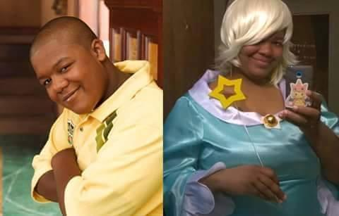 Cory in the house cosplay