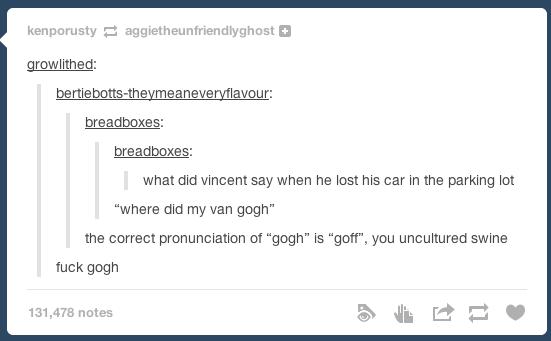 229 vincent van gogh joke tumblr know your meme