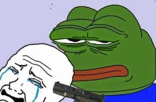 0e6 pepe with a hostage pepe the frog know your meme,Know Your Meme Pepe