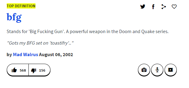 On august 6th 2002 urban dictionary user mad walrus submitted an