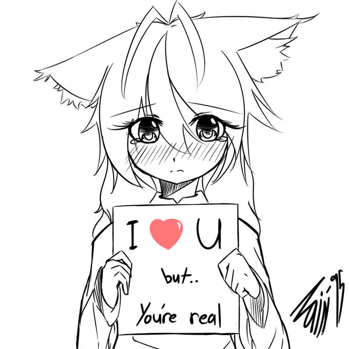 foxgirl    kitsune
