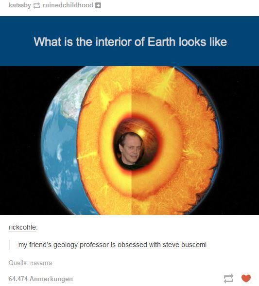 e0f steve buscemi is the center of the earth steve buscemeyes know