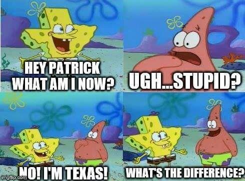 exactly meme spongebob