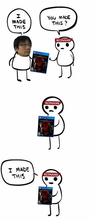 4a5 konami's new business strategy hideo kojima know your meme