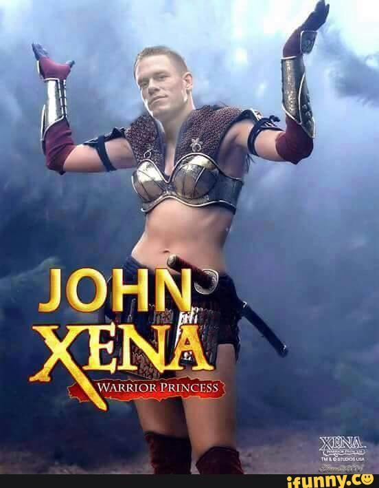 a0e john xena john cena know your meme,Meme Cena