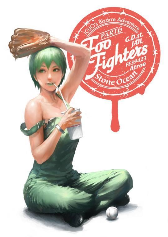 712 foo fighters jojo's bizarre adventure know your meme,Foo Fighters Meme