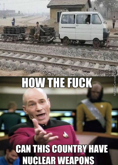 c73 captain picard be like north korea know your meme