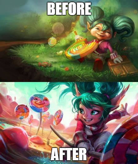 f26 we are coming, guys !!! league of legends know your meme