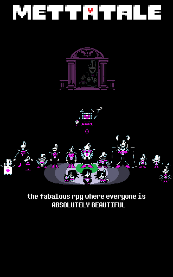 I Didn T Know What To Post So Here S Some Mettatale Undertale Know Your Meme
