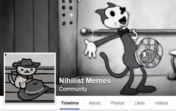 dd8 nihilist memes facebook page nihilism know your meme