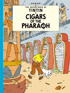 Cigars of the Pharoah cover page