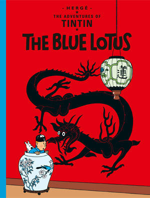 The Blue Lotus cover page