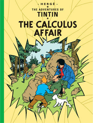 The Calculus Affair cover page
