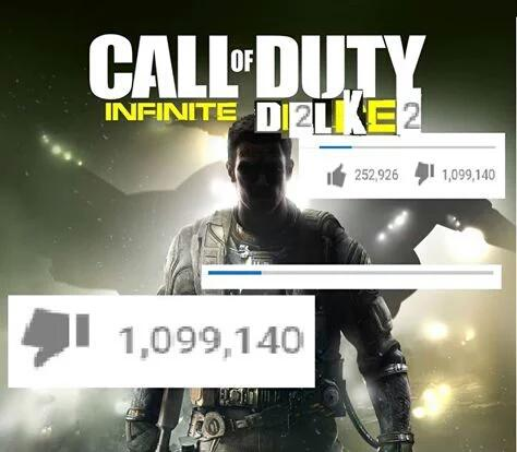 Call Of Dislike Call Of Duty Know Your Meme