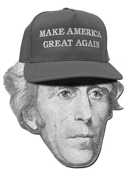 dd9 andrew jackson make america great again know your meme