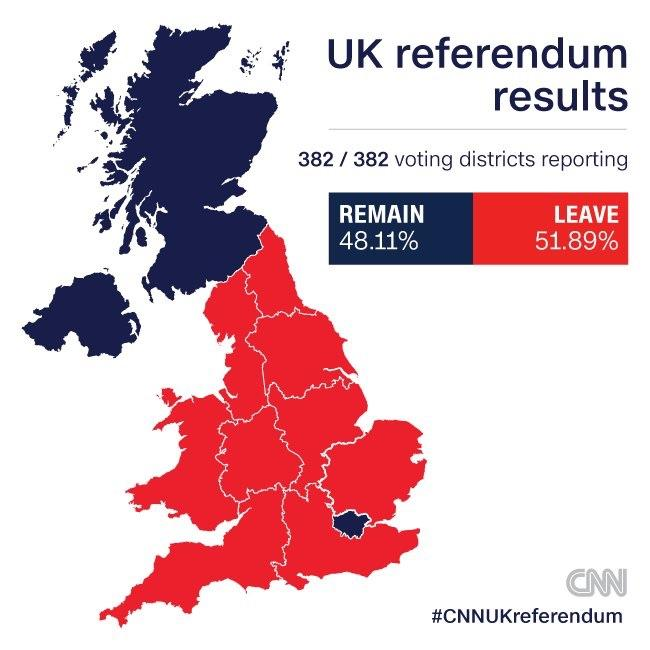 United Kingdom Withdrawal From The European Union Brexit Know - Map of memes across the us