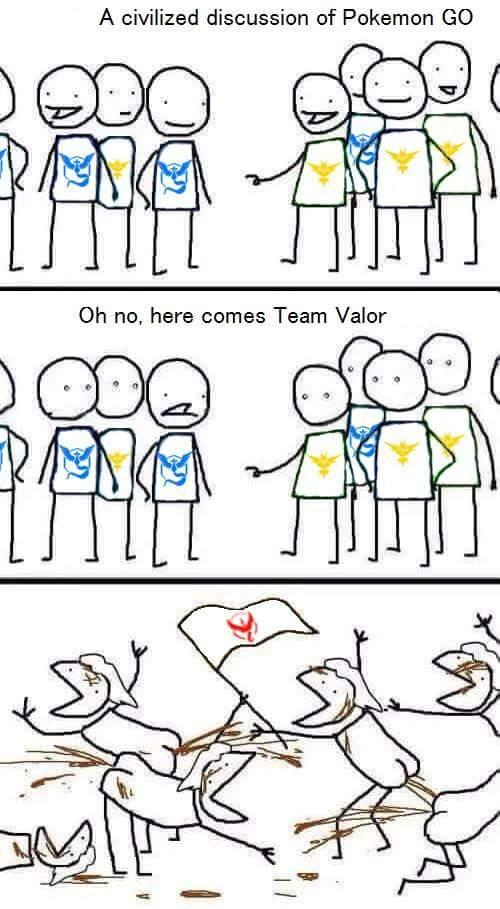 4f1_large team valor in a shellnut pokémon go know your meme