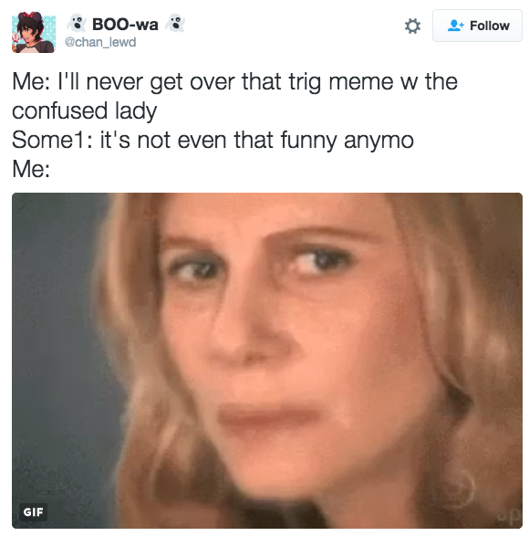 45b confused lady funny math lady confused lady know your meme,Funny Confused Memes