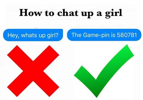 How To Chat A Girl Up