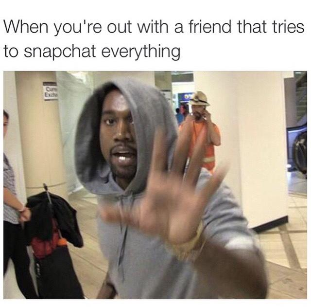 15 Hilarious Snapchat Posts That Will Seriously Offend Any