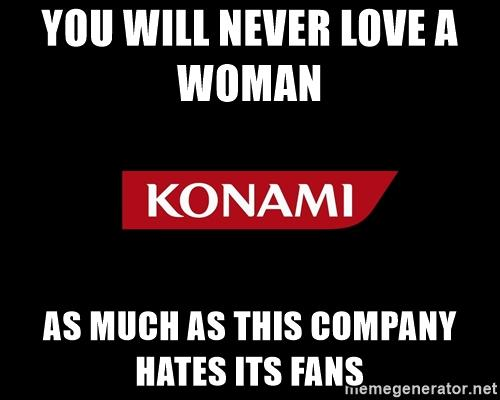 b31 konami is konami konami know your meme