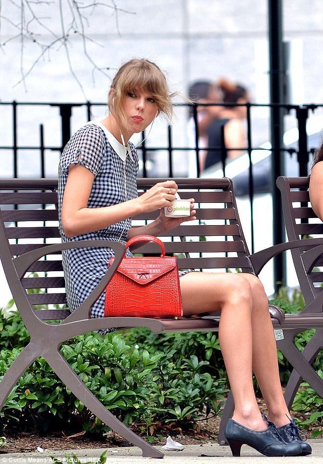 che do an kieng cua Taylor Swift