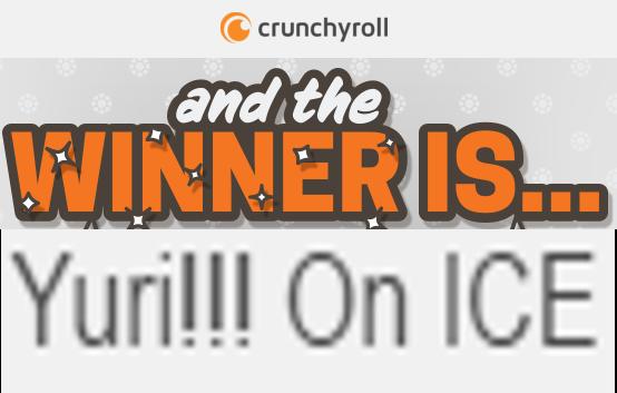 Crunchyroll Andtthe Yurill On ICE