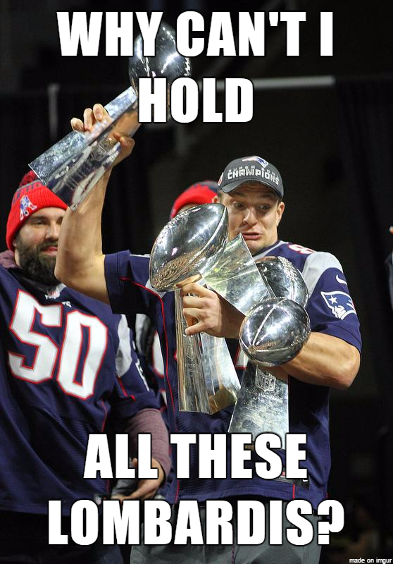 11a lombardi guy gronk limes guy why can't i hold all these limes