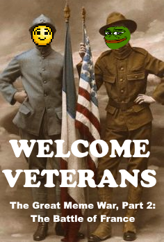 83e welcome, veterans let's start the fire meme wars know your meme,Start A Fire Meme
