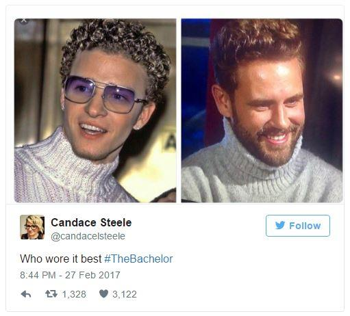 86f who wore it best? the bachelor know your meme