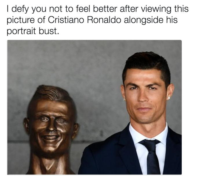 8d9 cristiano ronaldo bust know your meme
