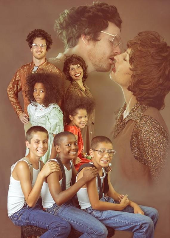 28e 1970s family awkward family photos know your meme