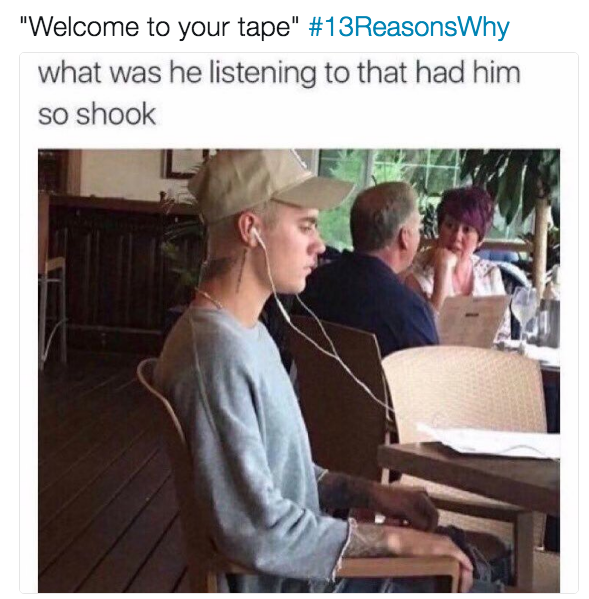 358 bieber 13 reasons why know your meme