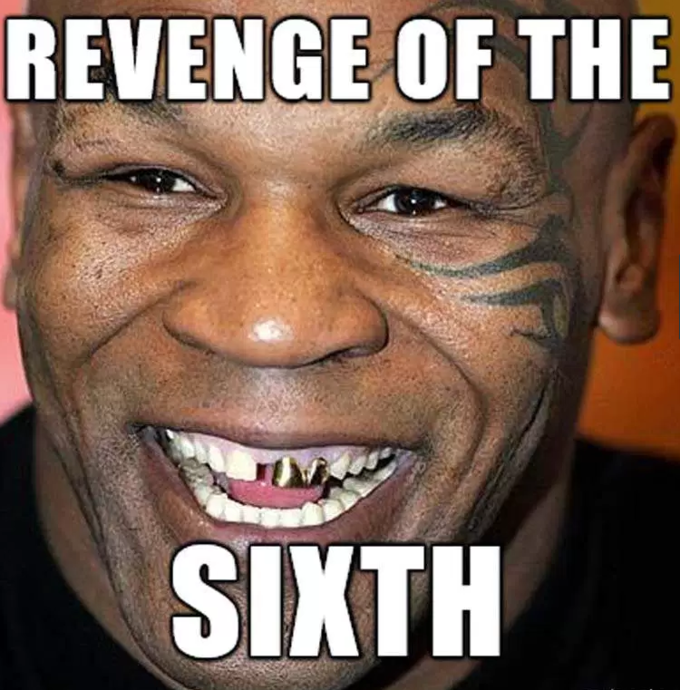 May The 4th Be With You Reddit: Revenge Of The Fifth
