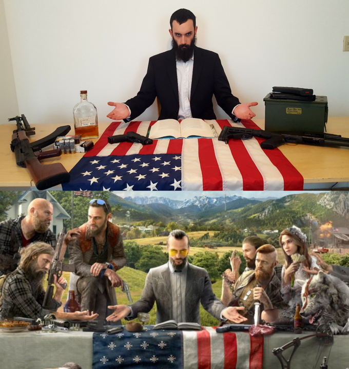 how to use animation points in far cry 5
