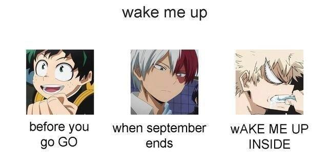 Choose Wisely   My Hero Academia   Know Your Meme