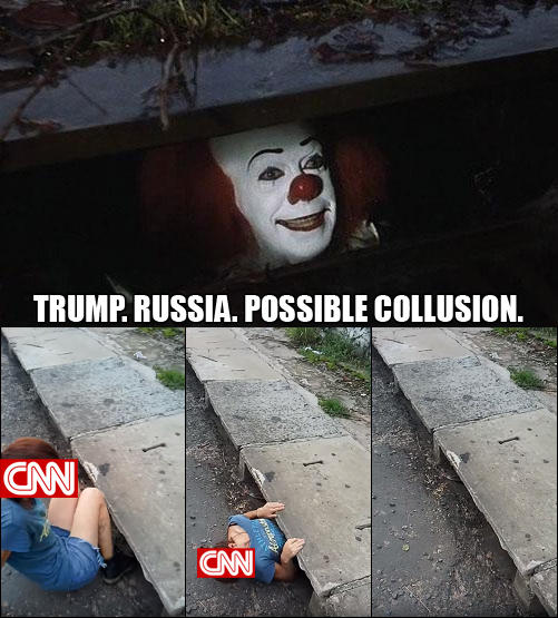 f76 pennywise trump russia possible collusion pennywise in the