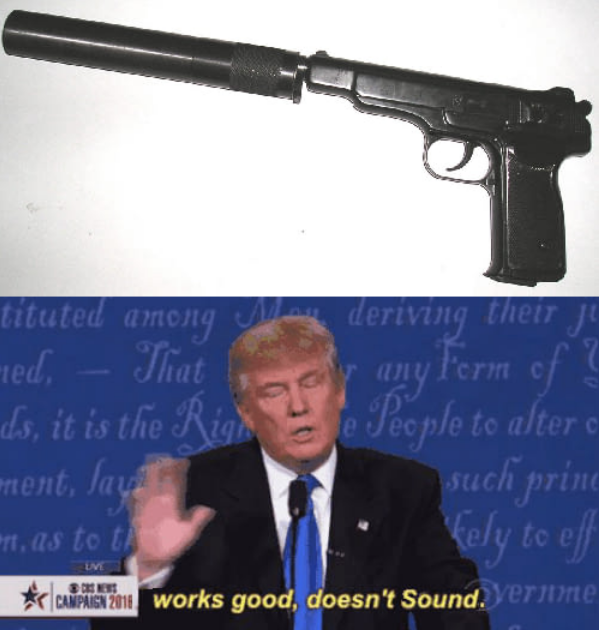 bb5 silencer sounds good, doesn't work know your meme