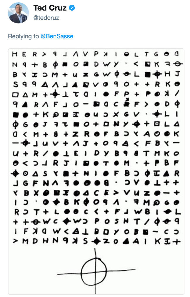 Ted Cruz Zodiac Killer Know Your Meme - The 22 most hilarious two line jokes ever 7 killed me