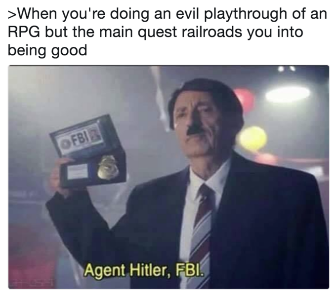 Agent Hitler, FBI