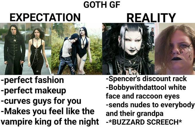 big tiddy goth gf