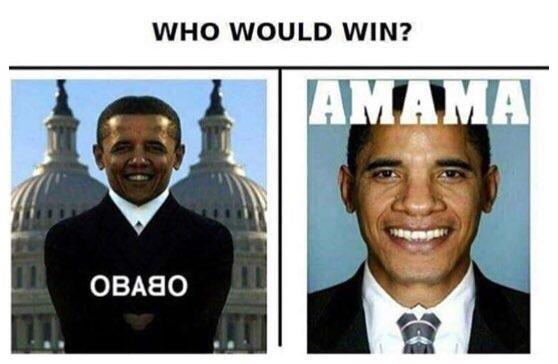 d89 obabo vs amama who would win? know your meme