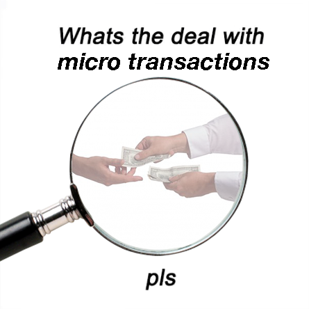 1b8 microtransactions what's the deal with pls know your meme