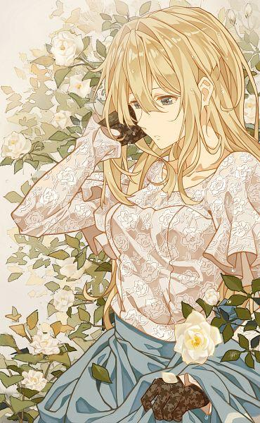 Zero chan violet evergarden violet evergarden know your meme flower anime human hair color mangaka art stopboris Image collections
