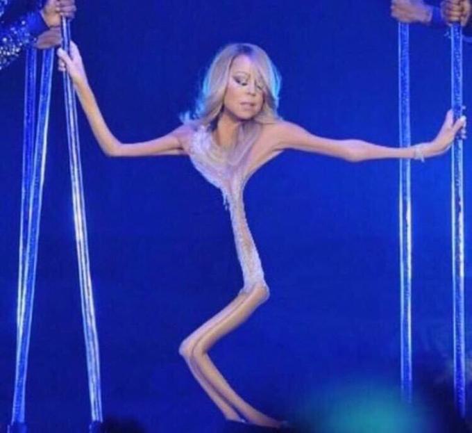 skinny people memes