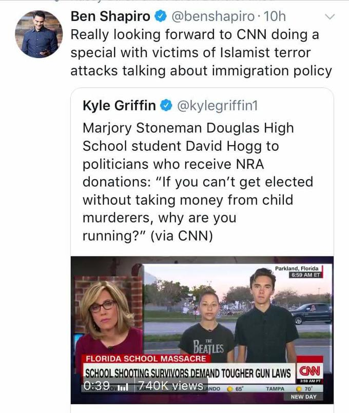 Debate Continues On Shooting Drills With Students: Classy, Unbiased, Objective CNN