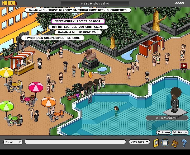 habbo8np pool's closed know your meme,Pools Closed Meme