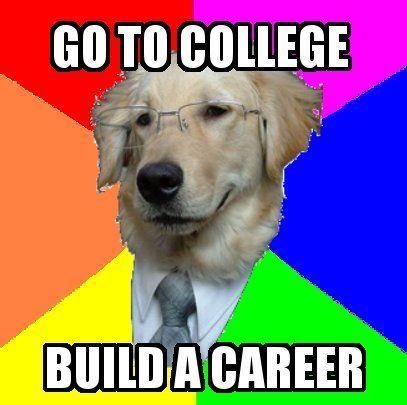 Advice_dog_college image 2015] advice dog know your meme