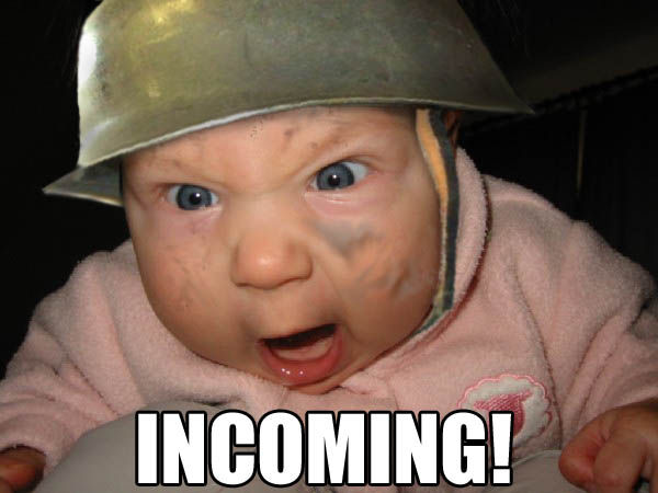 Baby_Incoming image 5656] crazy mean baby know your meme
