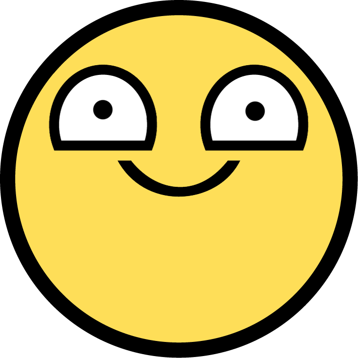 Image 6882 awesome face epic smiley know your meme yellow facial expression emoticon smile smiley voltagebd Image collections